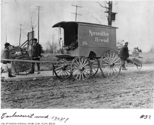 Nasmith Bakery Wagon